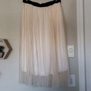 Chiffon Skirt (XL)